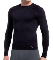 Camiseta Térmica Lupo Manga Longa Proteção Uv +50  COD. 70632