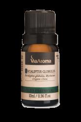 Óleo Essencial  Eucaliptus Globulus - 10 Ml Via Aroma