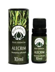 ÓLEO ESSENCIAL DE ALECRIM - 10 ML - BIOESSÊNCIA