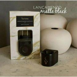 Difusor de Porcelana Black Matte  - Via Aroma